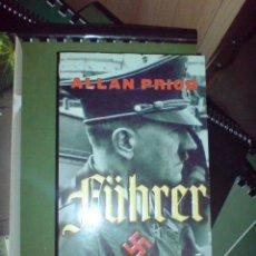 Libros de segunda mano: ALLAN PRIOR FUHRER HITLER. Lote 14546348