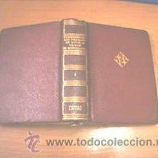 Libros de segunda mano: LOS PREMIOS DE NOVELA CIUDAD DE BARCELONA I. L7880. Lote 14579304