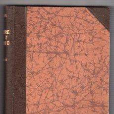 Libros de segunda mano: EL HOMBRE SANO Y ENFERMO 2 TOMOS POR EL DR. C.E. BOCK. EDITORIAL LABOR. BARCELONA 1942. Lote 20264569