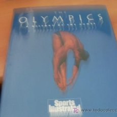 Libros de segunda mano: THE OLYMPICS. HISTORY OF THE GAMES ( SPORTS ILLUSTRATED ) TAPA DURA. . Lote 14610594