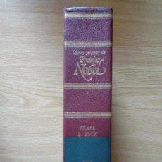 Libros de segunda mano: OBRAS SECRETAS DE PREMIOS NOBEL, POR PEARL S. BUCK, 1981 . Lote 14669379