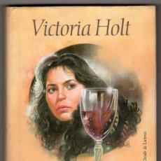 Libros de segunda mano: NIDO DE SERPIENTES POR VICTORIA HOLT.EDICION CIRCULO DE LECTORES. BARCELONA 1991. Lote 14705643
