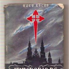 Libros de segunda mano: ITINERARIO DE GALICIA – HUGO ROCHA. Lote 27061154