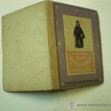 Libros de segunda mano: ANTON CHEJOV LAS SENSACIONES FUERTES EDICIONES LA GACELA BARCELONA 1942 1º EDICION. Lote 17364066