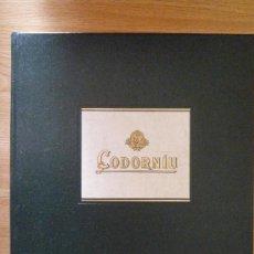 Libros de segunda mano: CODORNÍU: 1551 - 1872,. Lote 14813283