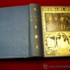 Libros de segunda mano: J.F. RAFOLS HISTORIA DEL ARTE (BIBLIOTECA HISPANIA) EDITORIAL RAMON SOPENA BARCELONA 1936. Lote 14850517