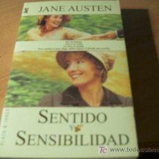 Libros de segunda mano: SENTIDO Y SENSIBILIDAD ( JANE AUSTEN ) . Lote 14868078
