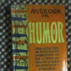Libros de segunda mano: ANTOLOGIA DEL HUMOR (1963-1964) - AGUILAR - MADRID - 1963 - OFERTA UNICA!!. Lote 27545481