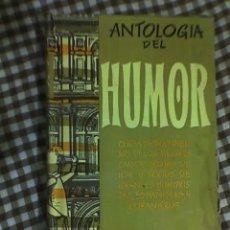 Libros de segunda mano: ANTOLOGIA DEL HUMOR (1959-1960) - AGUILAR - MADRID - 1959. Lote 20973665