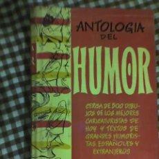 Libros de segunda mano: ANTOLOGIA DEL HUMOR (1956-1957) - AGUILAR - MADRID - 1957. Lote 22456406