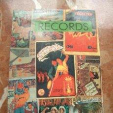 Libros de segunda mano: LIBRO DE FOTOGRAFIAS ANTIGUAS DE LAS HOGUERAS DE ALICANTE RECORDS FOGUERA PORT D'ALACANT. Lote 24750762