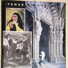 Libros de segunda mano: RELACIÓN ESPAÑA-EUROPA (I) - TEMAS ESPAÑOLES.. Lote 18801284