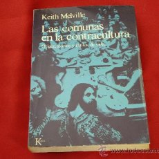 Libros de segunda mano: KEITH MELVILLE. Lote 27200226