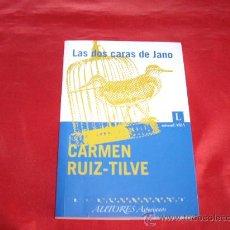Libros de segunda mano: LAS DOS CARAS DE JANO. CARMEN RUIZ-TILVE ARIAS. ASTURIAS. Lote 23505961