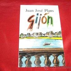 Libros de segunda mano: GIJON. JUAN JOSE PLANS. ASTURIAS. Lote 23505963