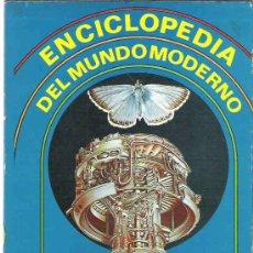 Libros de segunda mano: ENCICLOPEDIA DEL MUNDO MODERNO - EDITORIAL MOLINO 5 TOMOS + CAJA 981 DIFICIL. Lote 17522832