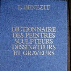 Libros de segunda mano: BENEZIT.DICTIONNAIRE DES PEINTRES SCULPTEURS DESSINATEURS ET GRAVEURS.1976.TOMO 10.STY-ZYW.972 PG. Lote 25030013