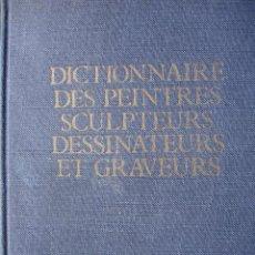 Libros de segunda mano: BENEZIT.DICTIONNAIRE DES PEINTRES SCULPTEURS DESSINATEURS ET GRAVEURS.1976.TOMO 5.GILL-JAC.790 PG. Lote 27526337