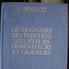 Libros de segunda mano: BENEZIT.DICTIONNAIRE DES PEINTRES SCULPTEURS DESSINATEURS ET GRAVEURS.1976.TOMO 9.ROBB-STY.888 PG. Lote 26045758