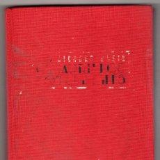 Libros de segunda mano: LOS CIGARRILLOS SON SUBLIMES POR RICHARD HLEIN. EDITORIAL TABAPRESS 1994. Lote 15132511