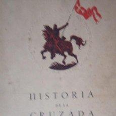 Libros de segunda mano: HISTORIA DE LA CRUZADA ESPAÑOLA. (36 TOMOS). A-GCV-760. Lote 15135863