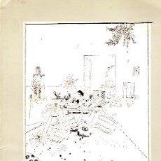 Libros de segunda mano: FERRONI. PEINTURES ET DESSINS (PARÍS, 1971). Lote 26728790