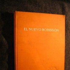 Libros de segunda mano: CAMPE: - EL NUEVO ROBINSON - (ADAPTACION DE TOMAS DE IRIARTE) (BARCELONA, 1944). Lote 27435853