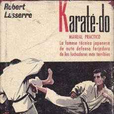 Libros de segunda mano: KARATE-DO. MANUAL PRACTICO. Lote 15259319