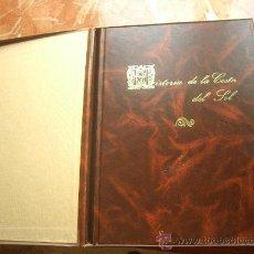 Libros de segunda mano: HISTORIA DE LA COSTA DEL SOL CON UN AGUAFUERTE ORIGINAL Y FIRMADO EDICIÓN LIMITADA 700 EJEMPLARES. Lote 26790630