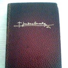 Libros de segunda mano: JARDIEL PONCELA, ENRIQUE. OBRAS COMPLETAS. TOMO I, PRIMERA EDICION:1958. Lote 15386853