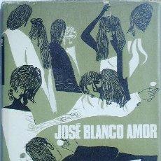 Libros de segunda mano: LA MISION / JOSE BLANCO AMOR. Lote 15772015