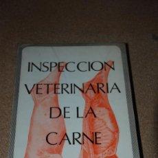 Libros de segunda mano: INSPECCION VETERINARIA DE LA CARNE. H. BARTELS. EDITORIAL ACRIBIA.. Lote 27137532