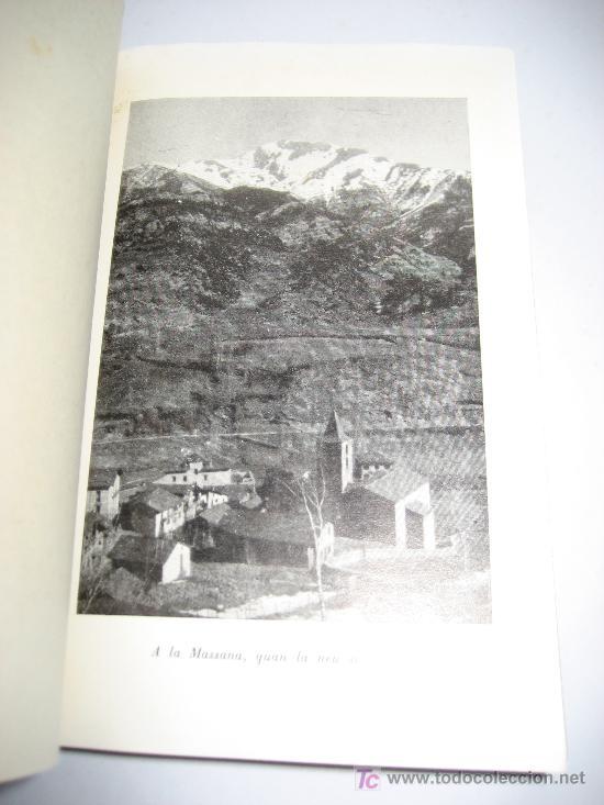 Libros de segunda mano: Andorra. Llibre D'Andorra. Historia - Paisatge. Lluís Capdevila. Editorial Selecta. Barcelona 1958 - Foto 3 - 27350191