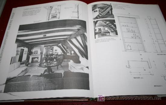 Libros de segunda mano: MODERNIZACIÓN DE INTERIORES - ELEONORE KNOBLOCH-LUTZ / LUDWING SCHUSTER - CEAC 1991 - Foto 5 - 25748572