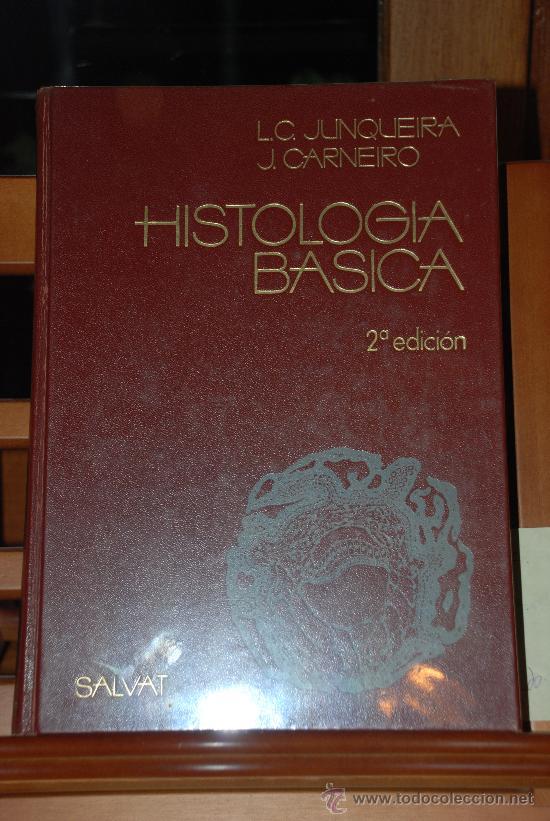 HISTOLOGIA BASICA. JUNQUEIRA/CARNEIRO. 2ª EDICION. SALVAT (Libros de Segunda Mano - Ciencias, Manuales y Oficios - Otros)