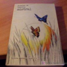 Libros de segunda mano: POESIAS DE GABRIELA MISTRAL. Lote 15547093