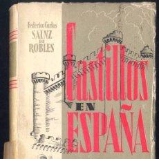Libros de segunda mano: CASTILLOS EN ESPAÑA.-AGUILAR. Lote 15557981