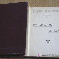 Libros de segunda mano: ESTAMPAS DE LA GUERRA. . Lote 24549675