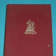 Libros de segunda mano: GIMNASIA ESTETICA MASCULINA.MIGUEL J. PEREZ-CARRILLO. DIBUJOS DE J. MESTRE. 165 PÁG. 1968. Lote 24374541