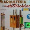 Libros de segunda mano: MARQUETERÍA Y ELECTRICIDAD DE SALVATELLA Nº 7 ( DE 12) ASCENSOR, 1981 NUEVO. Lote 83106586