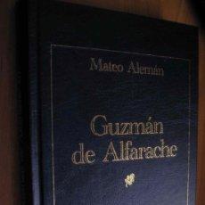 Libros de segunda mano: GUZMAN DE ALFARACHE, 1º PARTE, MATEO ALEMÁN. Lote 27054268