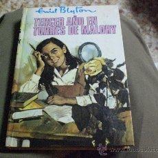 Libros de segunda mano: LIBRO DE ENID BLYTON.-TERCER AÑO EN TORRES DE MALORY.- EDITORIAL MOLINO AÑO 1.986. Lote 27388328
