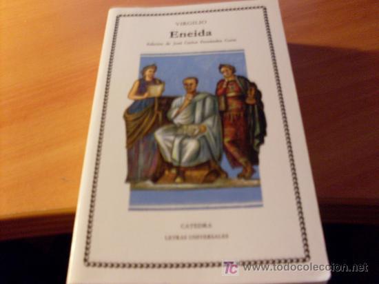 ENEIDA ( VIRGILIO ) (Libros de Segunda Mano (posteriores a 1936) - Literatura - Otros)