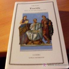 Libros de segunda mano: ENEIDA ( VIRGILIO ). Lote 16084608
