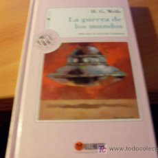 Libros de segunda mano: LA GUERRA DE LOS MUNDOS ( H.G. WELLS ) TAPA DURA. Lote 16084676