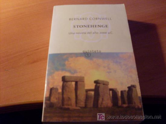 STONEHENGE ( BERNARD CORNWELL ) (Libros de Segunda Mano (posteriores a 1936) - Literatura - Otros)