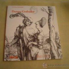 Libros de segunda mano: CONCHA HUIDOBRO: DURERO GRABADOR. Lote 16166208