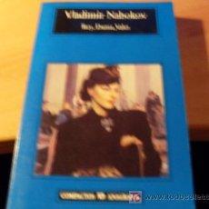 Libros de segunda mano: REY, DAMA , VALET ( VLADIMIR NABOKOV ) . Lote 16183760