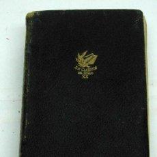 Libros de segunda mano: OBRAS COMPLETAS CUENTOS W SOMERSET MAUGHAM TOMO I EDITOR JOSÉ JANÉS 1952. Lote 16229483