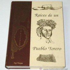 Libros de segunda mano: RAICES DE UN PUEBLO TORERO, POR PEPE VÁZQUEZ. HISTORIA DE CUATRO TOREROS DE CHICLANA.. Lote 16514697